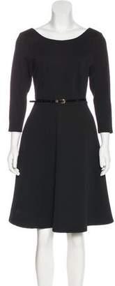 Molly Bracken Long Sleeve Mini Dress