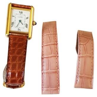 Cartier Tank Louis watch