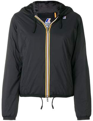 K-Way Lily micro ripstop jacket