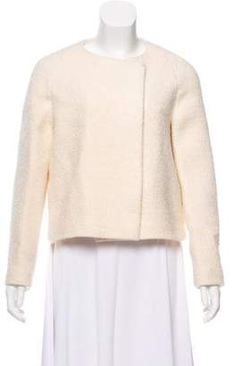 Gerard Darel Wool Cocoon Jacket