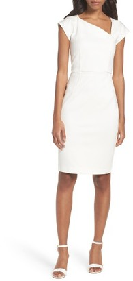 Women's French Connection Lula Sheath Dress $148 thestylecure.com
