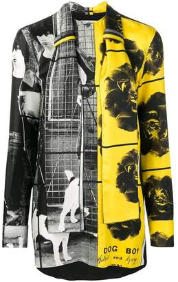 J.W.Anderson Gilbert & George printed shirt