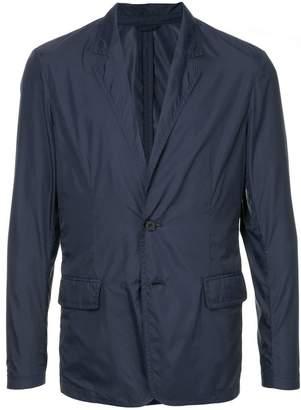 CK Calvin Klein deconstructed blazer