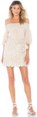 Tularosa Maida Ruffle Dress