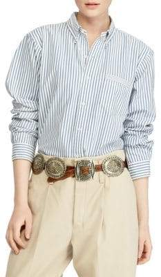 Polo Ralph Lauren Stripe Cotton Shirt