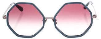 Morgenthal Frederics Rosie Assoulin x On the Broadwalk Sunglasses