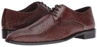 Stacy Adams Rinaldi Leather Sole Plain Toe Oxford Men's Plain Toe Shoes