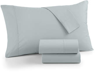 Sunham AirFeel Suvin Cotton 350 Thread Count 4-Pc. Queen Sheet Set