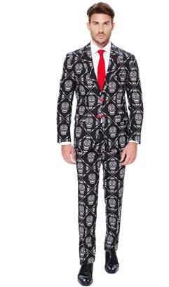 DAY Birger et Mikkelsen Opposuits Men's OppoSuits Slim-Fit Haunting Hombre Suit & Tie Set