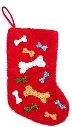 Bloomingdales Hand-Tufted Dog Stocking - 100% Exclusive
