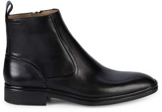 Bally Leather Ankle Boots