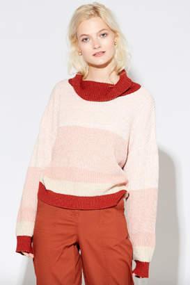 Callahan Mock Neck Sweater