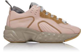 Acne Studios Manhattan Nappa Leather Sneakers