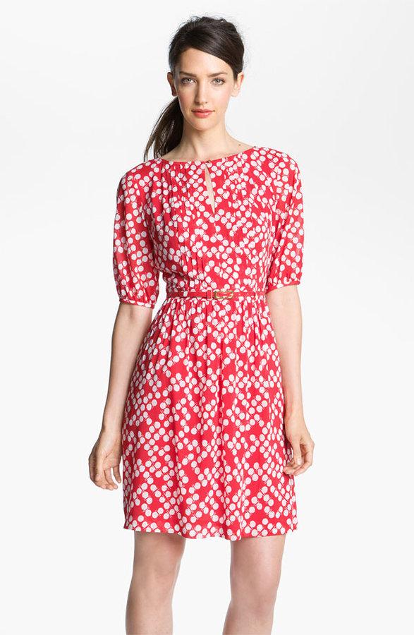 Trina Turk 'St. Petersburg' Stretch Silk Dress