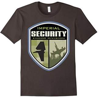 Star Wars Imperial Security On Endor Graphic T-Shirt