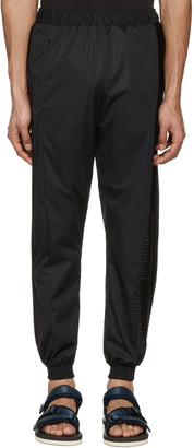 Cottweiler Black Signature Shade Track Pants $345 thestylecure.com