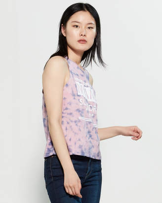 Superdry Splash Tie-Dye Tank