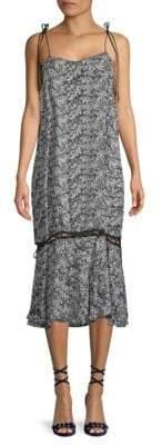 Maddock Floral Midi Dress