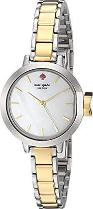 Kate Spade Women's 'Park Row' Quartz Stainless Steel Casual Watch