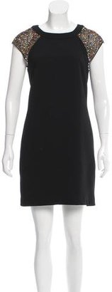Trina Turk Embellished Sheath Dress $85 thestylecure.com