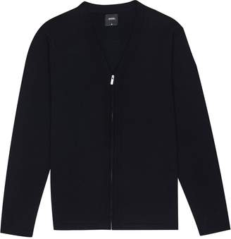 Burton Mens Zipped Cardigan