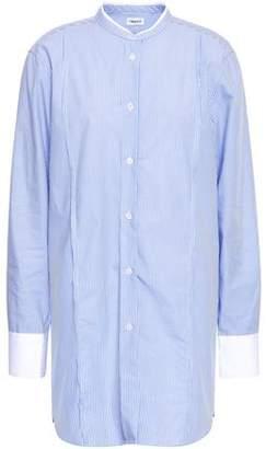 Filippa K Striped Cotton-poplin Shirt