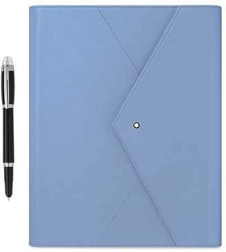 Montblanc Sartorial Augmented paper set - Light Blue