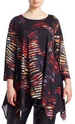 Caroline Rose Swing Printed Tunic