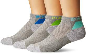 2xist 2(X) IST Men's No-Show Athletic Sock 3 pack