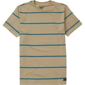 Billabong Men's Die Cut Stripe Short Sleeve Top