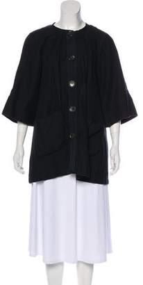 Dagmar Lightweight Button Up Jacket