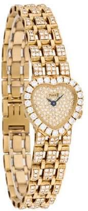 Classique Heart Watch