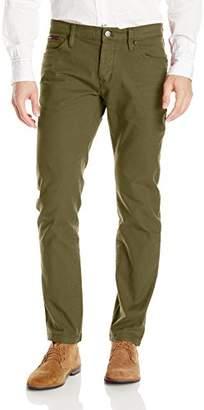 Tommy Hilfiger Tommy Jeans Men's Slim Scanton 5-Pocket Twill Pant