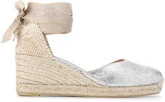 Castaner Carina wedge espadrille sandals