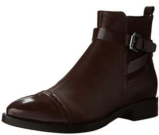 Geox Women's Wbrogue2 Ankle Bootie