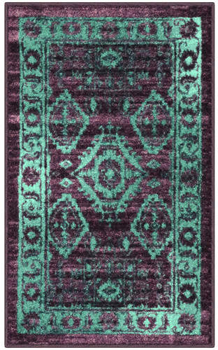 Maples Rugs Jenny Teal Area Rug Rug