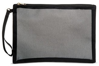 Mossimo Supply Co. Women's Soft Mesh Pouch - Mossimo Supply Co. $4.99 thestylecure.com