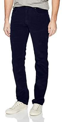 Bugatchi Men's Cotton Five Pocket Pants