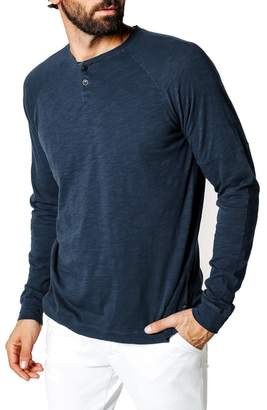 Good Man Brand Athletic Slim Fit Henley