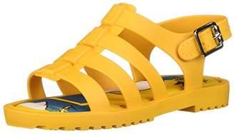 Mini Melissa Girls Flox + Disney Flat Sandal