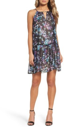 Women's Adelyn Rae Genevieve Shift Dress $118 thestylecure.com