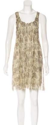 Etoile Isabel Marant Silk Crepe Dress