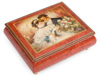 Ercolano NEW A Token Of Love Musical Jewellery Box