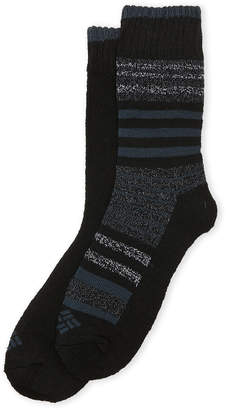 Columbia Two-Pack Moisture Control Socks