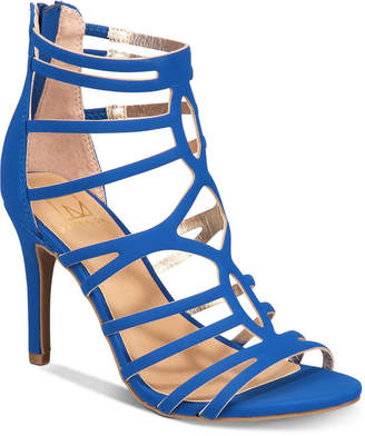 Material Girl Pixie Caged Sandals