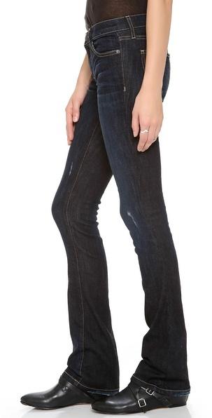 Current/Elliott The Slim Boot Jeans