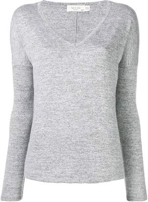 Rag & Bone V-neck jumper