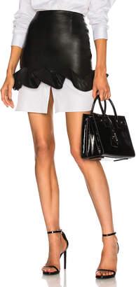 Zeynep Arcay Ruffles Mini Skirt