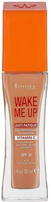 Rimmel Wake Me Up Foundation With Vitamin C Light Coverage