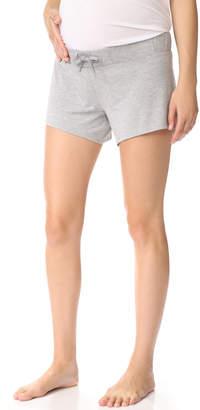 Ingrid & Isabel Lounge Maternity Shorts